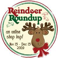 Reindeer Roundup Online Shop Hop