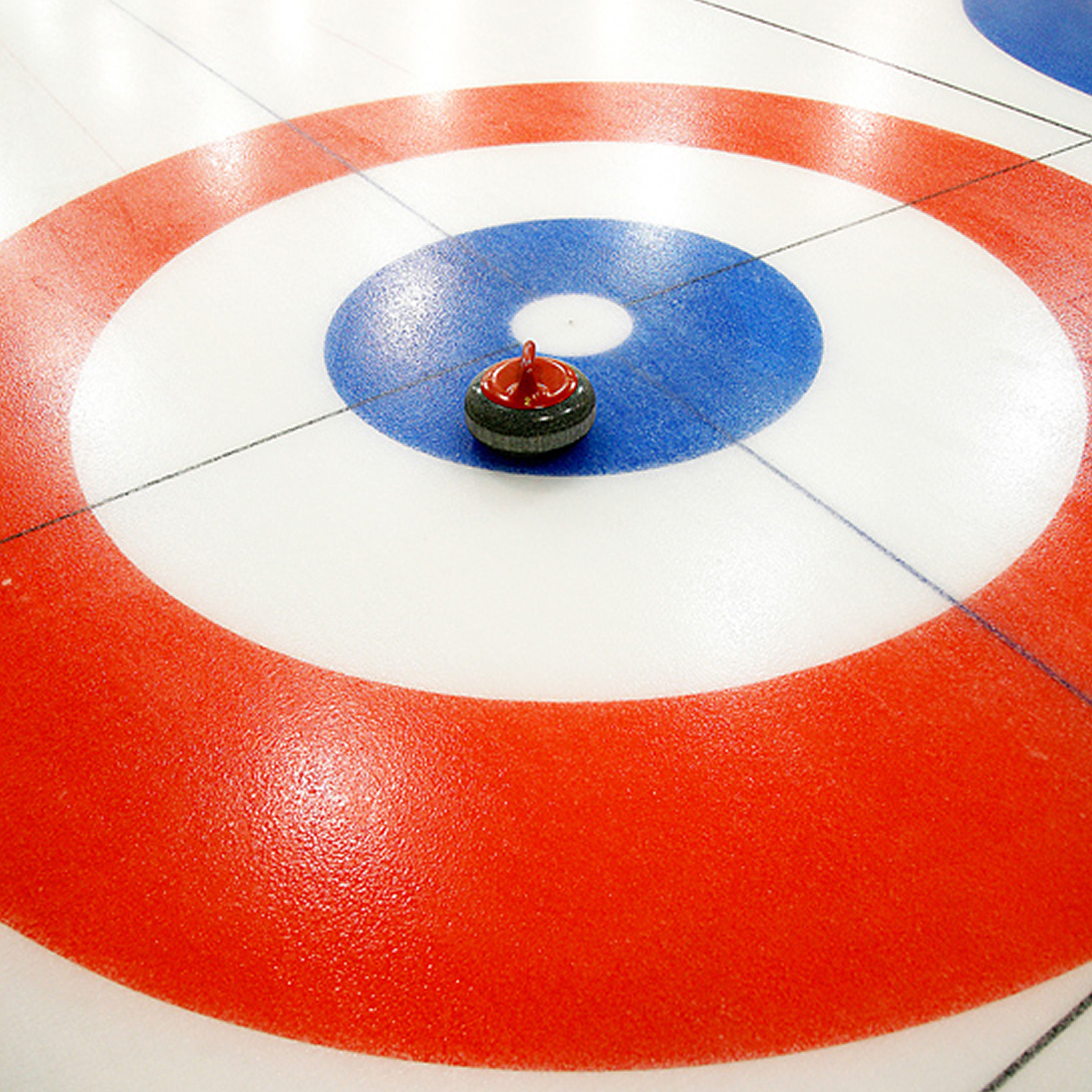 Curling is a Sport of Etiquette