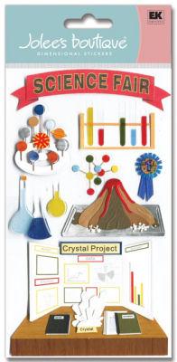 Can you create a Science Fair Scrapbook?