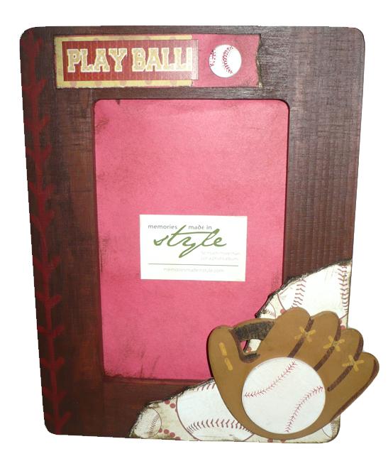 Play Ball Frame