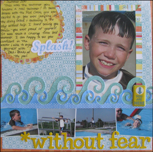 Without Fear Layout