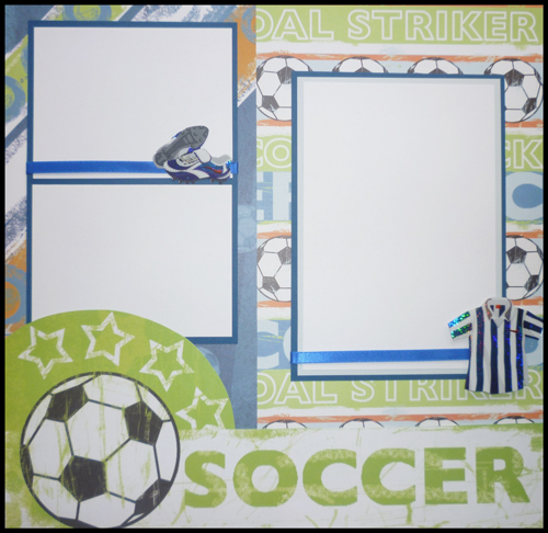 Soccer Layout