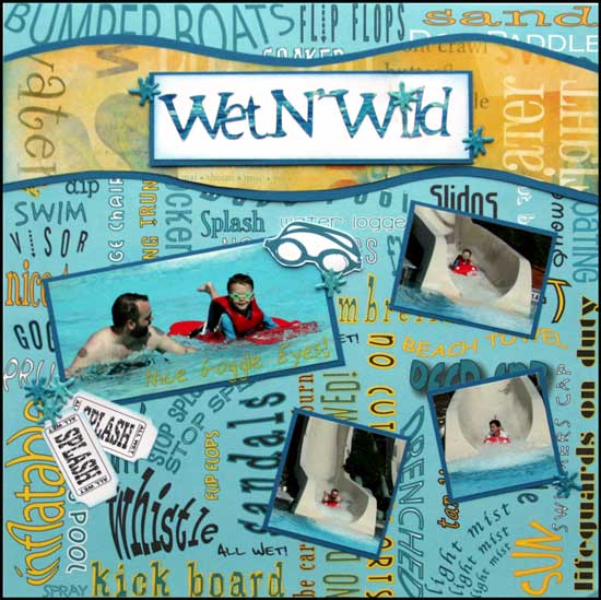 Wet N' Wild Layout