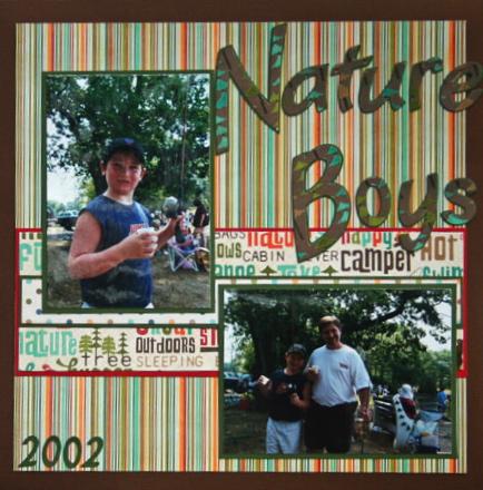 Nature Boys Layout