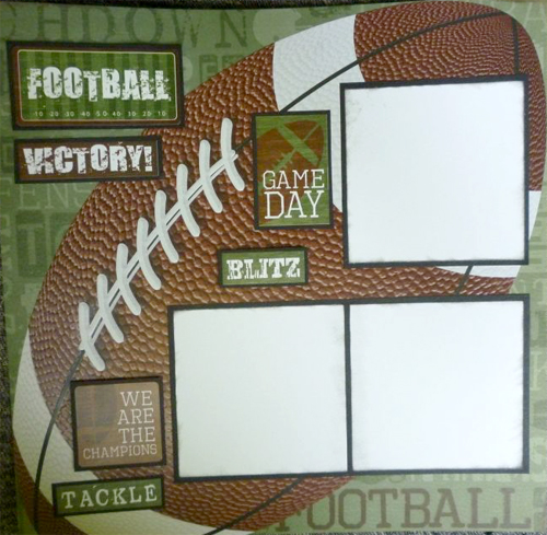 Football Layout