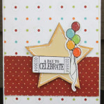 A Day to Celebrate Card by Carolyn Lontin