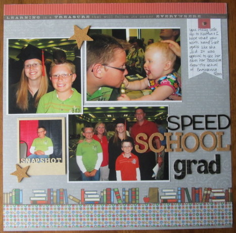 Speed School Grad Layout