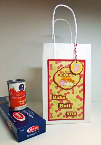 Cooking Gift bag