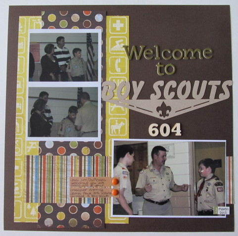 Welcome to Boys Scouts