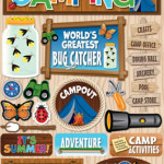 Creating a Summer Camp Scrapbook