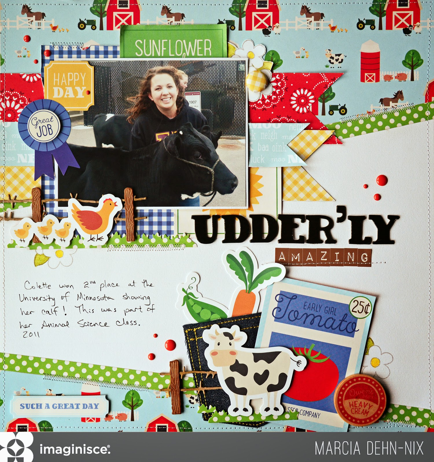 'Udder' ly Amazing!