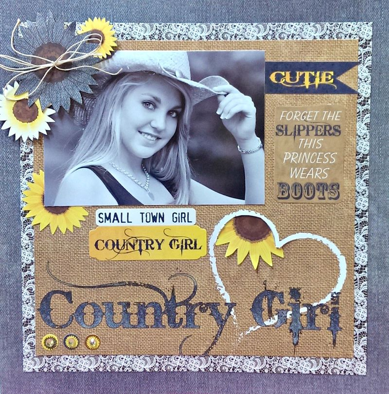 Get Your Country Chic On