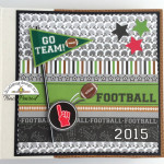 Touchdown Collection: Go Team Mini Album by Traci Penrod