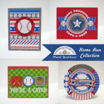 Home Run Collection: Winning Cards by Mendi