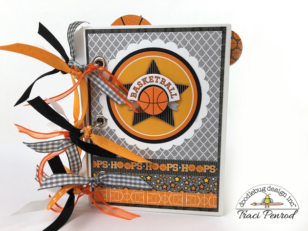 Slam Dunk Collection: Basketball Mini album by Traci Penrod