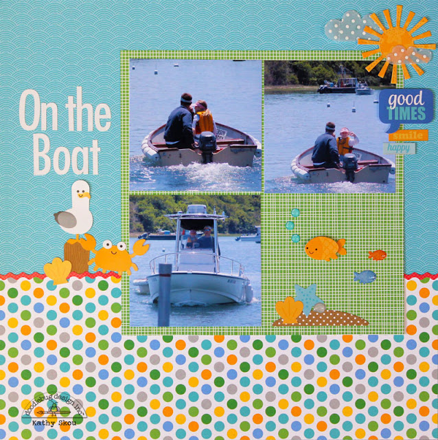 On the Boat Layout