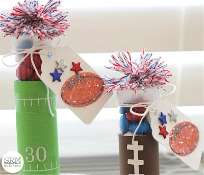 Ready for Football!  by Shantie