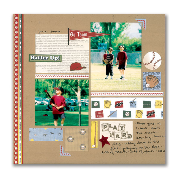 Where to Get Scrapbooking Page Ideas
