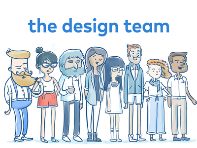 Announcing our new Design Team…