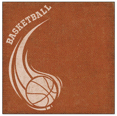 Basketball in the Schools is perfect for Scrapbooks