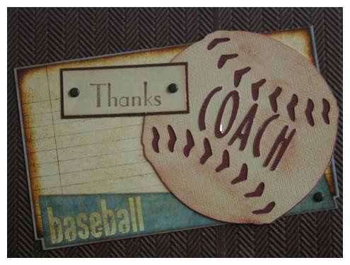 Thanks COACH Card