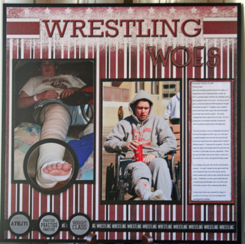 Wrestling Woes