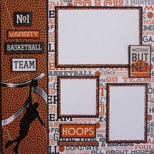 Varisty Basketball Layout