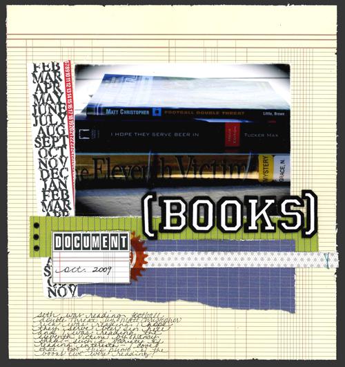 [Books] Layout