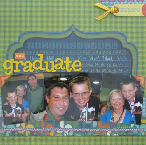 Our Graduate Layout