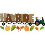 Fall Hayride