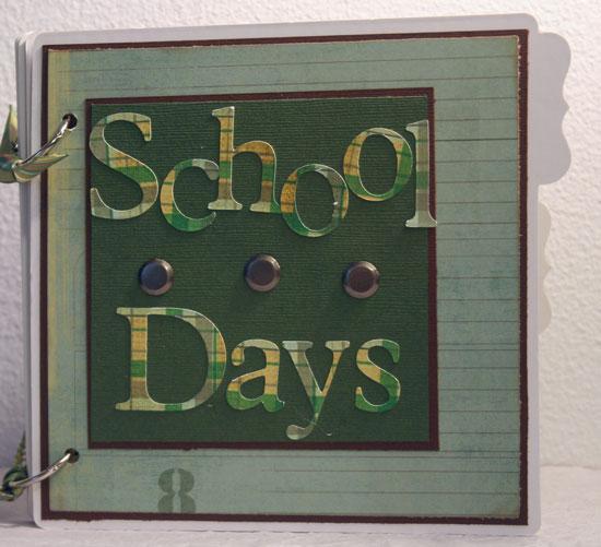 School Days Mini Album