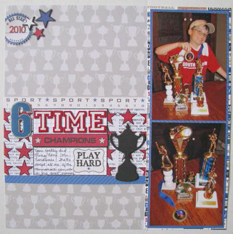 6 Time Champions Layout