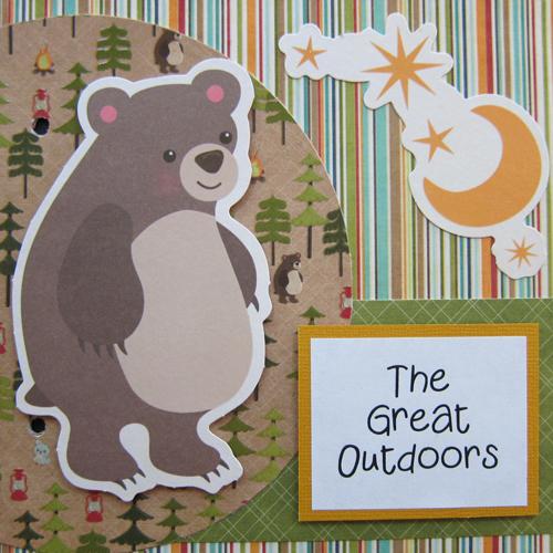 The Great Outdoors Mini Album