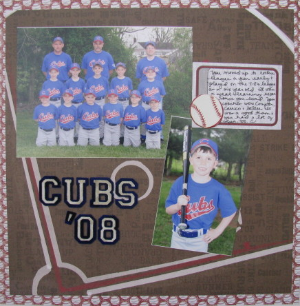 Cubs '08 Layout