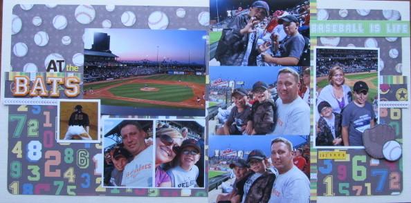 At the Bats Layout