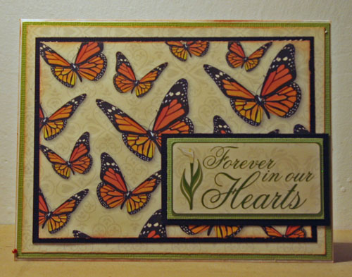 Forever in our Hearts Card by Stephanie Ackerman