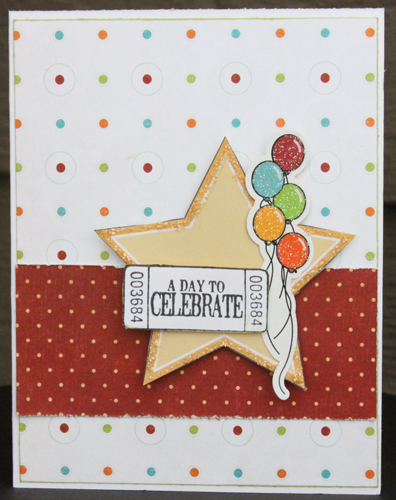 A Day to Celebrate Card