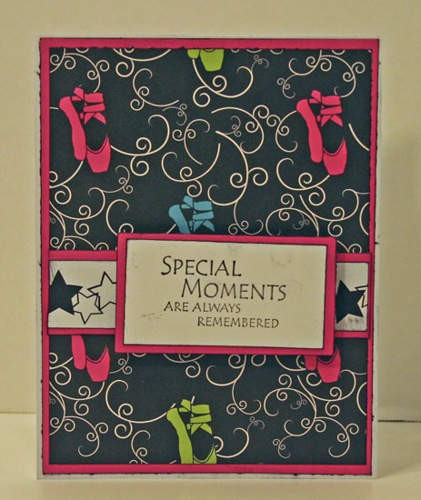 Special Moments Card