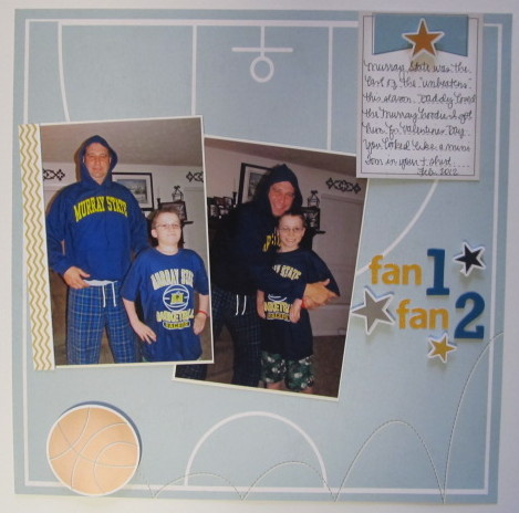 Fan 1 Fan 2 Layout