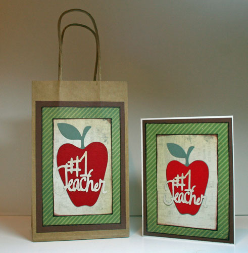 #1 Teacher Gift Set