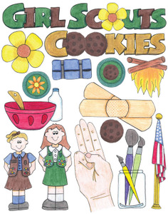 Girl Scout Time