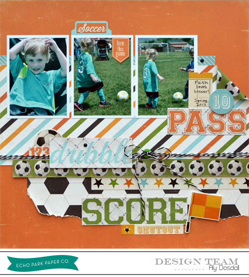 """Make It a """"Goal"""" to Document your Soccer Memories"""