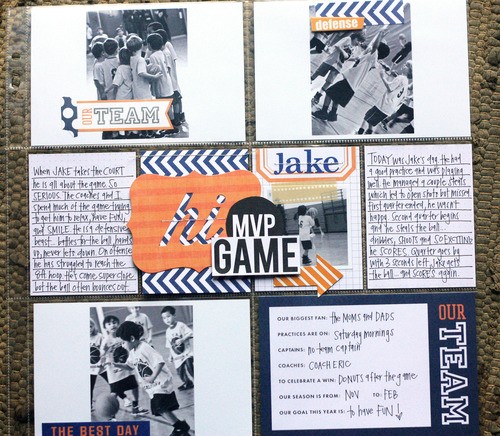 MVP Game POCKET PAGES™
