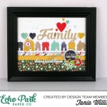 Create a Family Frame for your Home