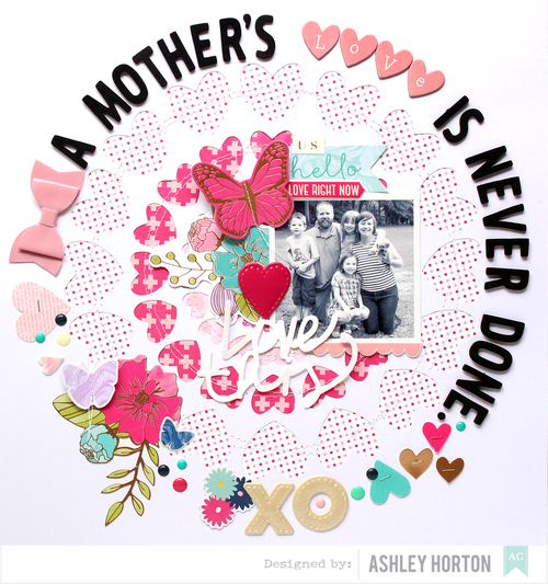 Mothers Layout