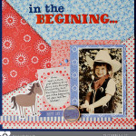 In the Beginning ….
