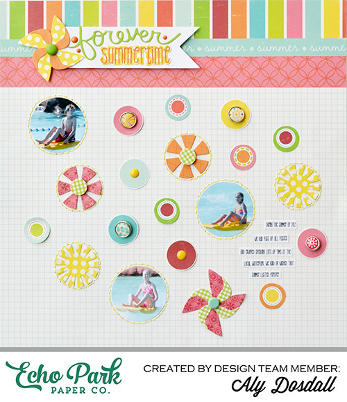 How To: Add Hand Stitching to a Layout!