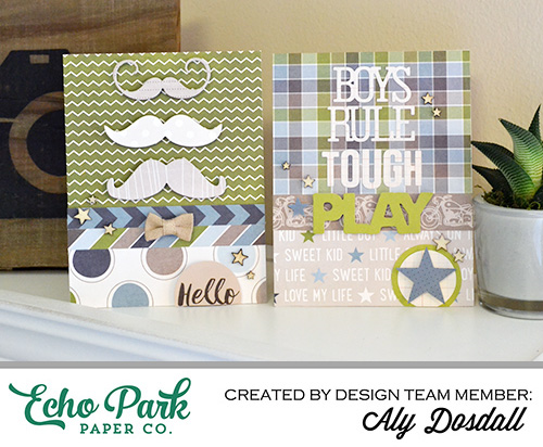 Our My Little Boy Collection is for Big Boys Too!