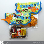 School is Cool treat bags