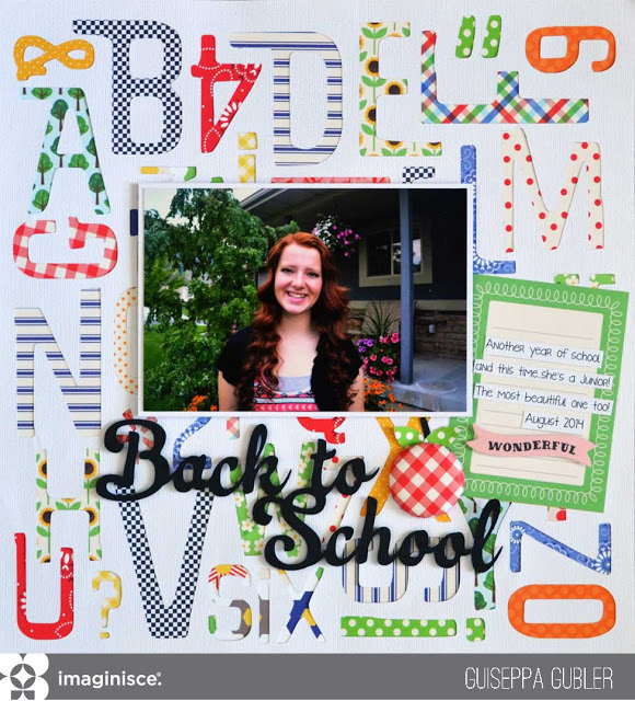 Back to School Layout